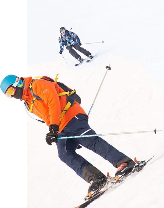 Ski at Aussois